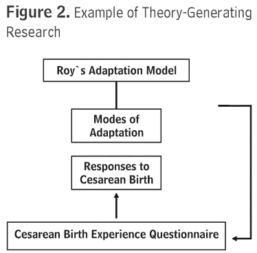 example of roy adaptation model Implementing the roy adaptation model: from theory to practice pamela senesac there are fewer examples of organizations adopting the model as a shared.