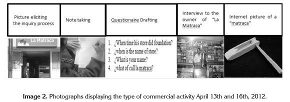 Fostering EFL learners' literacies through local inquiry in