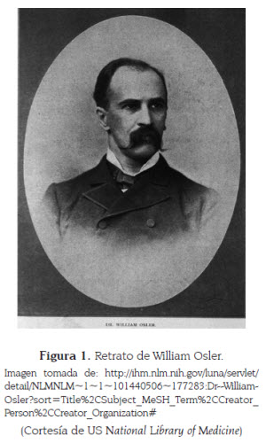 Sir William Osler From The Beginning Of The University