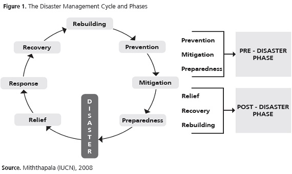 A critical review on disaster preparedness and management of