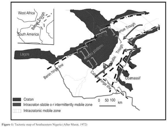field report on afikpo basin and Diagram showing khuff and pre-khuff section along basin monocline from dilam field to maps of central arabia and greater ghawar area this report was prepared.