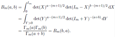 Beta Gamma Functions And Its Applications