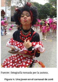 Performance as history: Las Negritas Puloy in the Barranquilla Carnival