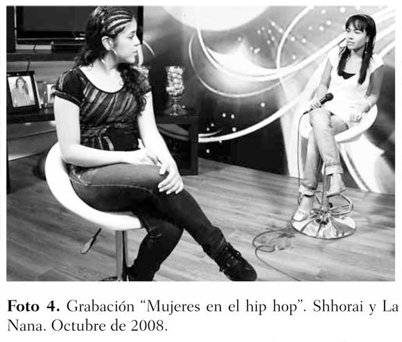 Al indagar por la mujer en el hip hop se reconoce cómo la cultura hace su  trabajo 444f05900b5